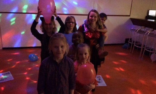 Kookclub: Kindercarnaval!