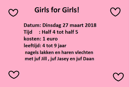 Girls for Girls