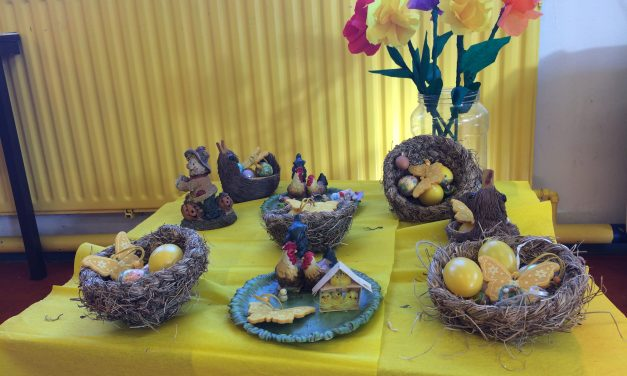 Woensdagmiddag: Lente begint!