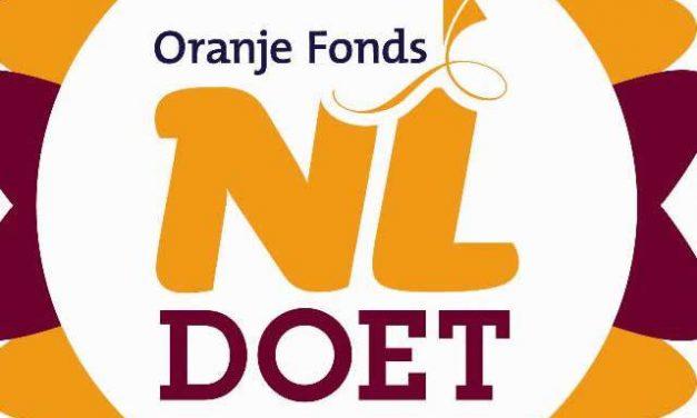 NL Doet vrijwilligersactie bij Kommunika 9 maart