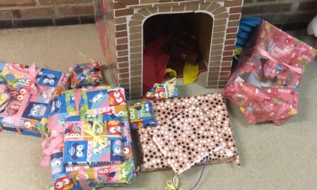 Woensdagmiddag: Sinterklaasschoentjes maken