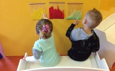 Ouder & Peuteractiviteit: Elke dinsdag & vrijdagochtend!