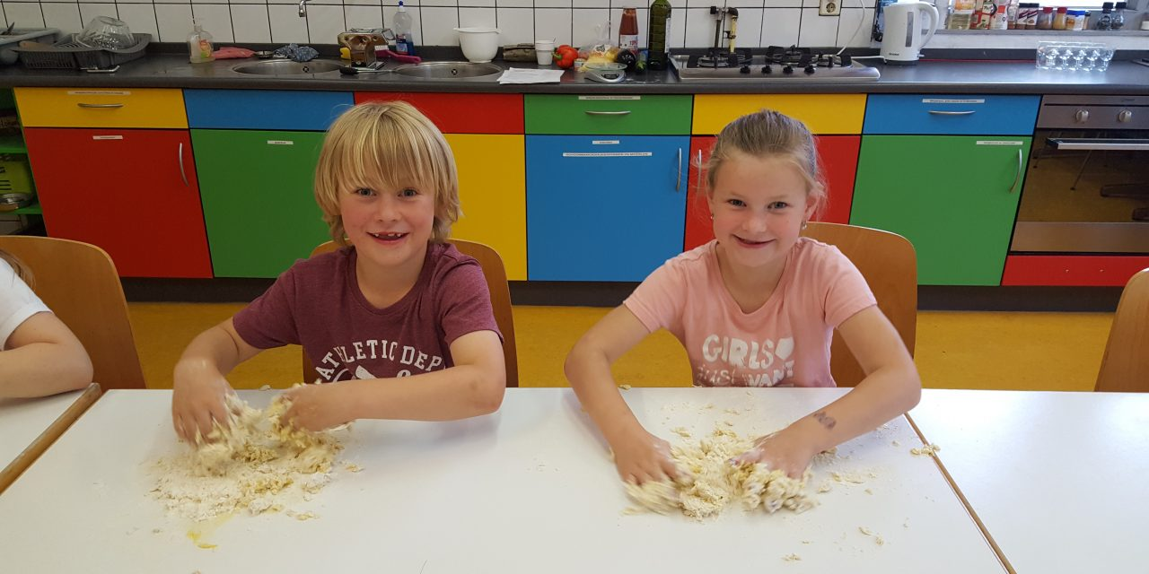 Kookclub: Zelf (soort van) pasta maken