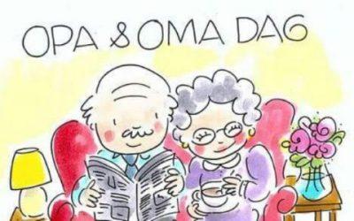 Woensdaginloop: Nationale opa en oma dag!