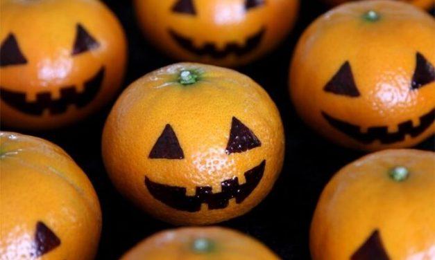 Ouder- en Peuteractiviteit: Halloweenfeestje